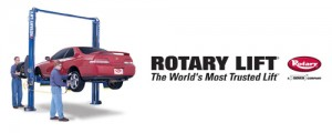 Stansbury Equipment Rotary Lift Hydraulic Vehicle Lifts